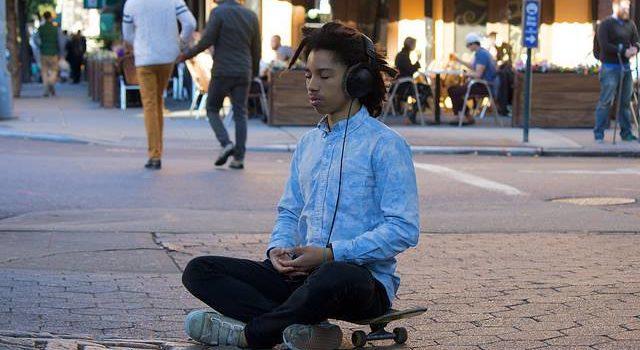 Meditatie Op Skadebord