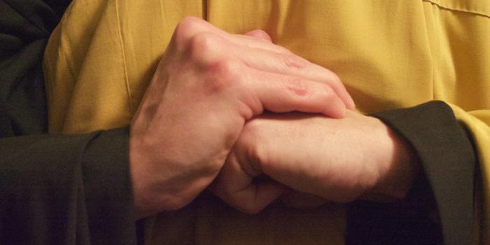 Handen In Kin-hin