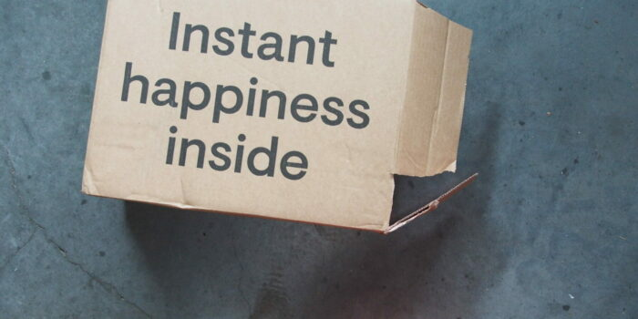 Instant Happiness Inside