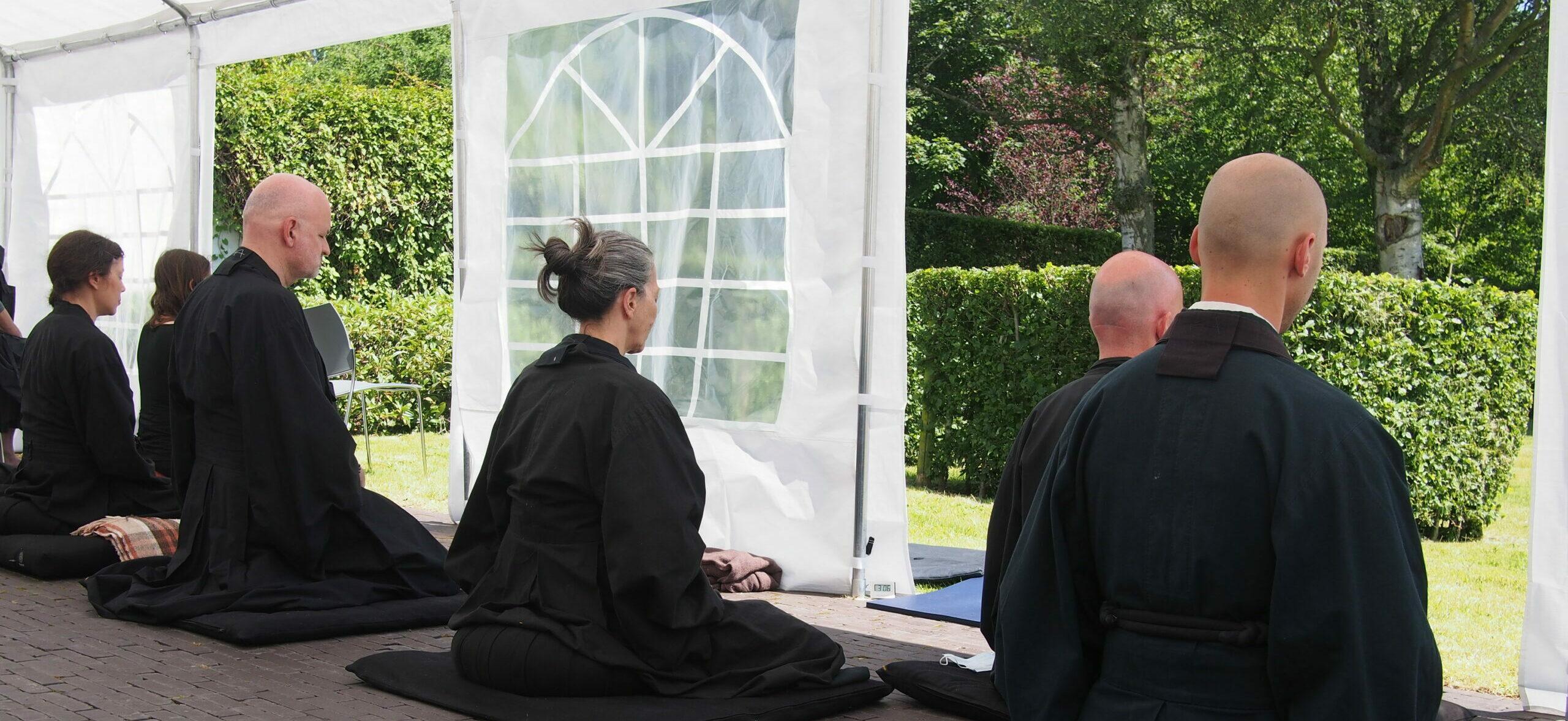 Meditatie In De Tent